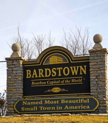 Bardstown sign